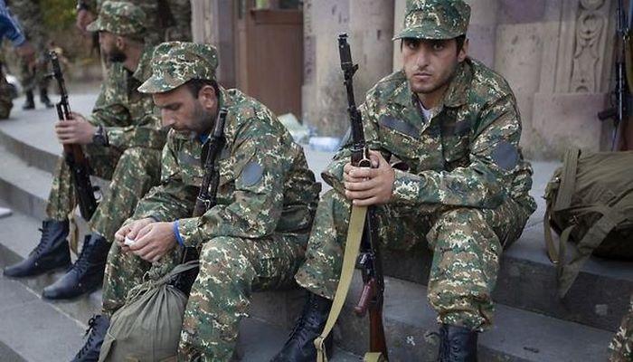 """Erməni general: """"Azərbaycan kəşfiyyat vasitələri ilə hərbçilərimizin hərəkətini müəyyən etdi"""""""