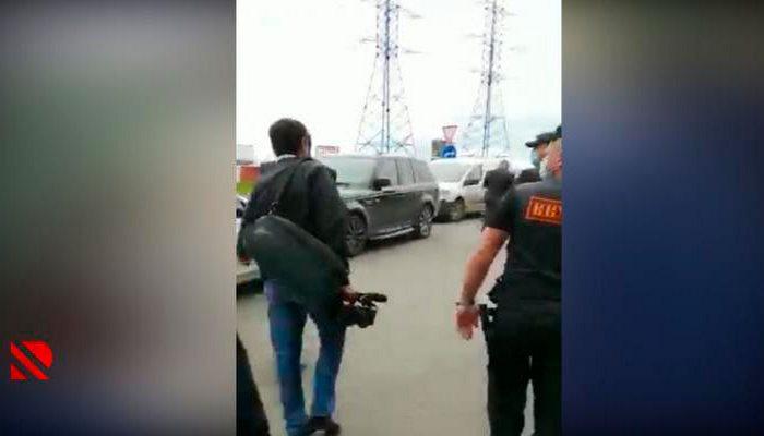 Erməni məhsulları Qod Nisanovun bazarına buraxılmır, nümayəndələr qovuldu