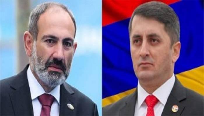 """Erməni partiya sədri: """"Paşinyan və onun hakimiyyətinə hesablanmış günlər qalıb"""""""