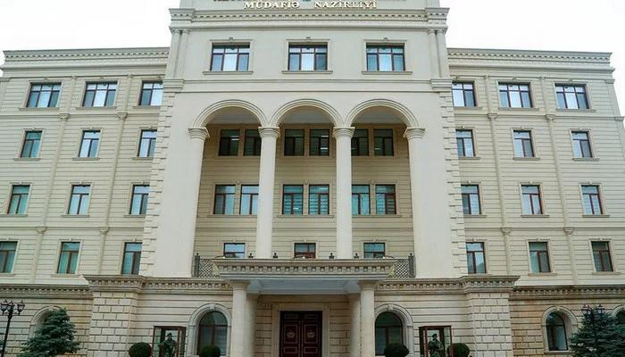 Erməni silahlı birləşmələri Naxçıvan istiqamətində mövqelərimizi atəşə tutdu - RƏSMİ
