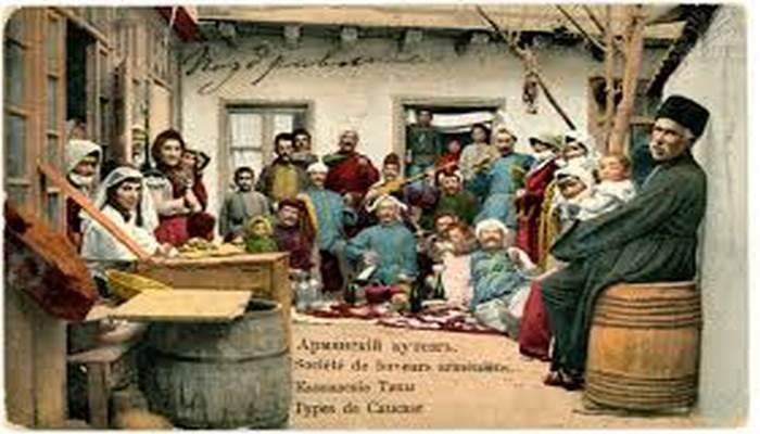 Ermənilər 19-cu əsrdə toylarında və milli bayramlarında Azərbaycan mahnıları oxuyurdular