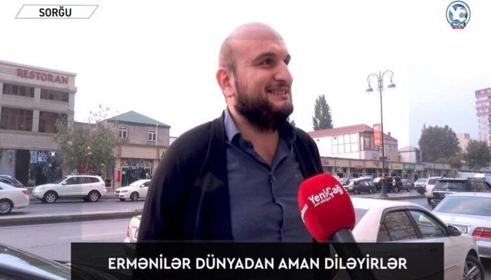 """""""Ermənilər nə qədər yalvarsa da, onlara aman verilməməlidir"""""""