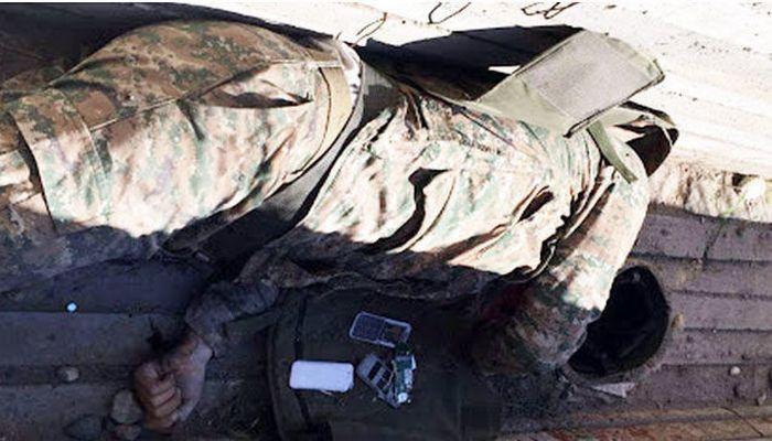 Ermənilərin komanda məntəqəsinə atəş zərbəsi endirildi: Ölənlər və yaralananlar var - RƏSMİ