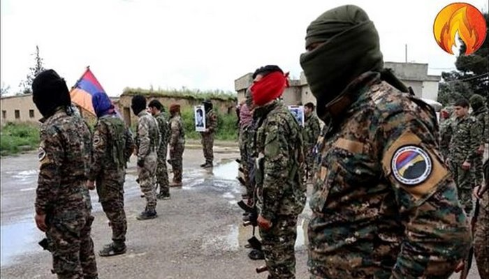 """Ermənistan ordusunda xarici muzdluların olmasını """"Reuters"""" TƏSDİQLƏDİ"""