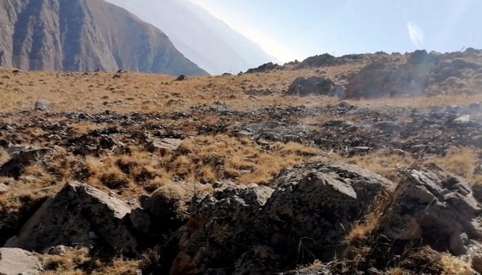 Ermənistan silahlı qüvvələri Ordubad rayonu ərazisinə raket zərbəsi endirib