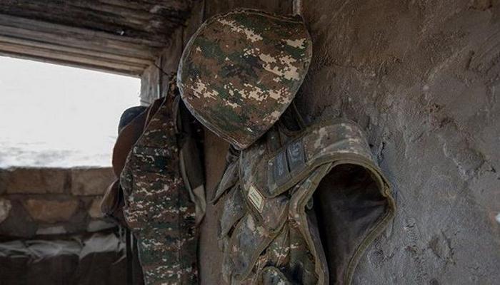 Ermənistan tərəfi yeni itkilərinin sayını açıqladı