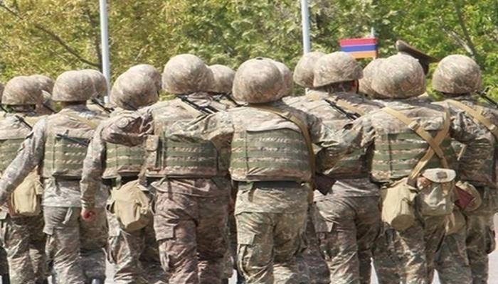 Ermənistanın 3-cü ordu korpusunda üsyan