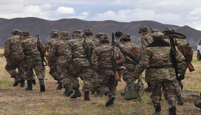 Ermənistanın növbəti yalanı: Terrorçuları hərbi əsir kimi qələmə verməyə çalışırlar
