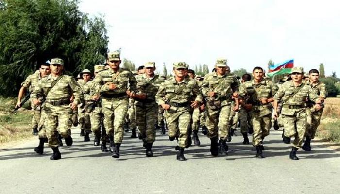 Nazirliyin 140 əməkdaşı cəbhəyə yola salındı