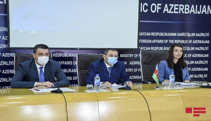 Еще в 20 странах пройдут акции в связи с армянскими провокациями