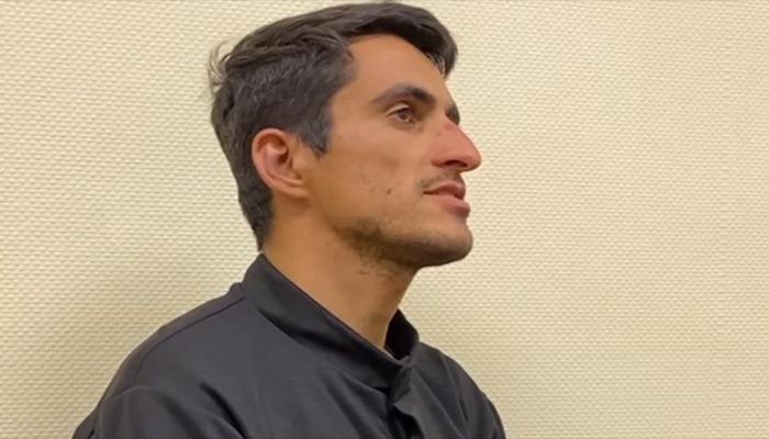 Əsir düşən erməni silahlılarından biri din xadimi imiş