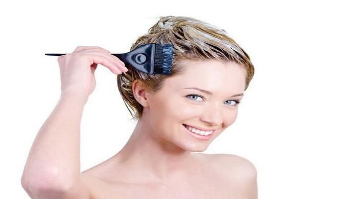 Evdə saç boyalarını necə hazırlamaq olar?