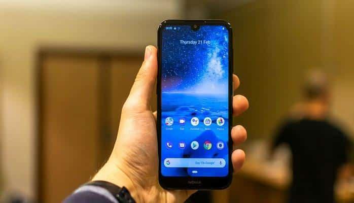 Nokia стали лидером по поддержке Android