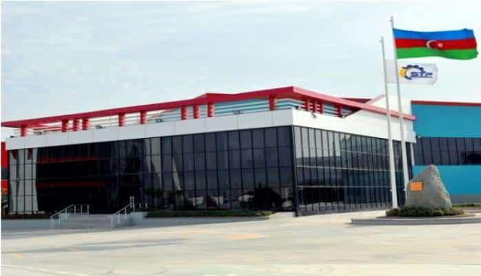 Обнародованы объемы производства продукции в Сумгайытском технопарке