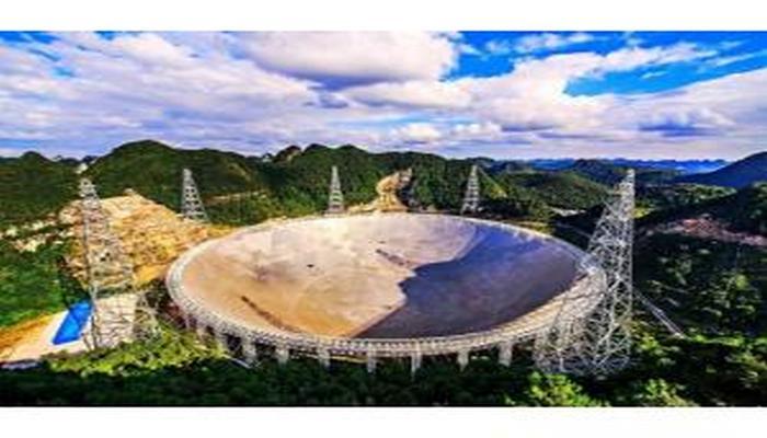 Çinin yeni teleskopu UNO axtaracaq