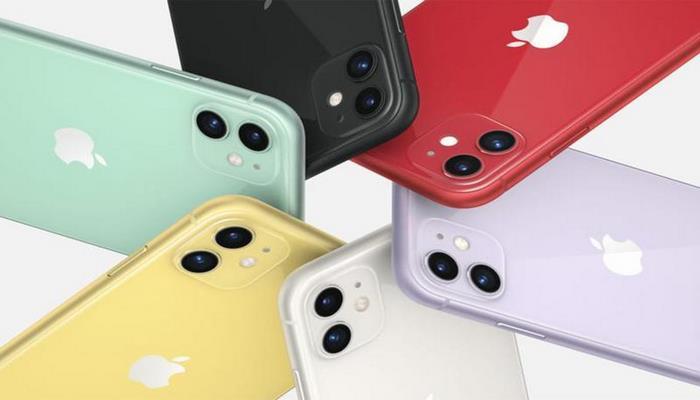Стартовал прием предзаказов на новые смартфоны Apple
