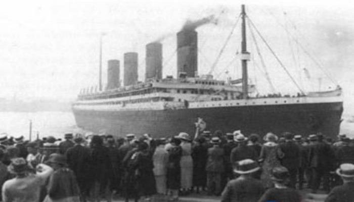 """1513 nəfərin öldüyü """"Titanik"""" faciəsindən 107 il ötür"""