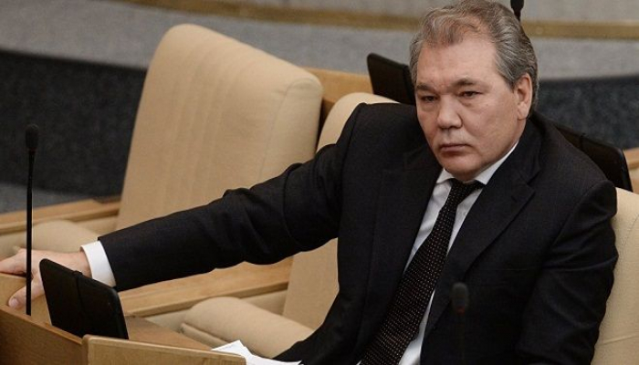 Gürcü deputatlar Moskvaya gedir