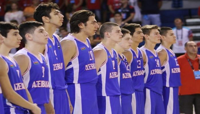 Сборные Азербайджана и Армении по баскетболу сыграют в одной группе