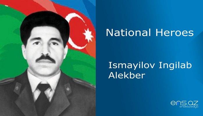 Ismayilov Ingilab Alekber