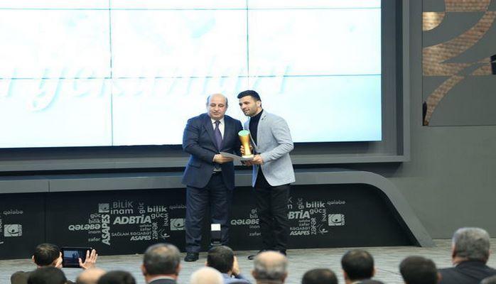 В Азербайджане названы лучшие спортсмены года