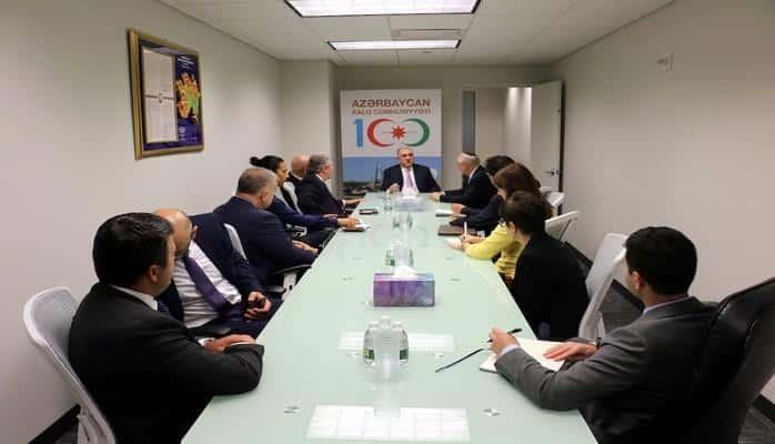 Американский еврейский комитет выразил Азербайджану признательность