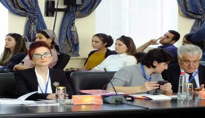 Азербайджанский ученый выступила с докладом на международной конференции