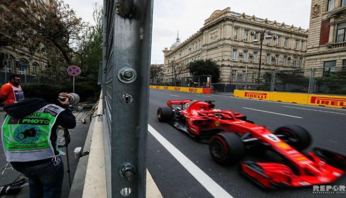 'Формула 1': пилот Ferrari выиграл и третий свободный заезд