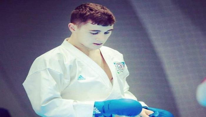 Karateçimiz Yunanıstanda birinci oldu