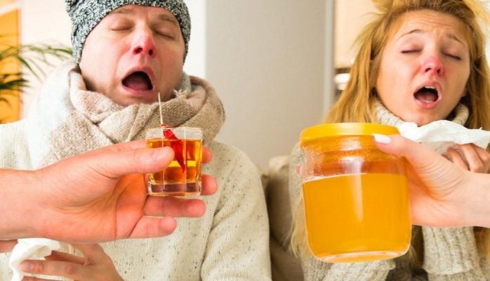 5лучших народных средств длялечения простуды