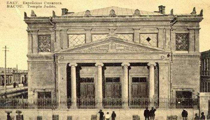 На рубеже веков: О развитии еврейской общины в Баку