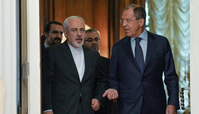 Лавров и Зариф обсудили международные вопросы и энергетическое сотрудничество