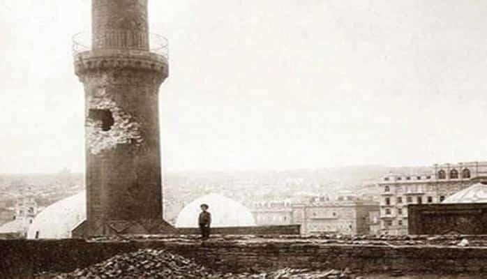 Азербайджанские погромы XX века