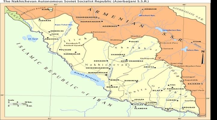Naxçıvan SSRİ-nin tərkibindən necə ayrıldı: 19 yanvar 1990-cı il sonun başlanğıcı