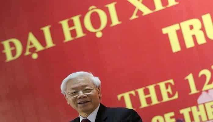 СМИ: генсека Компартии Вьетнама выдвинули на пост президента