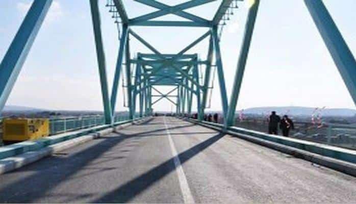 Автомобильный мост через реку Самур сдадут в эксплуатацию в 2019 году