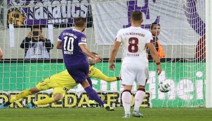 Футболист сборной Азербайджана попал в историю