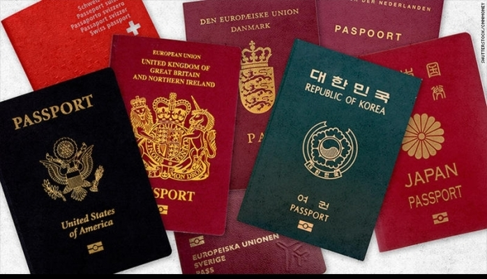 Dünyanın məşhur simalarının  pasportları