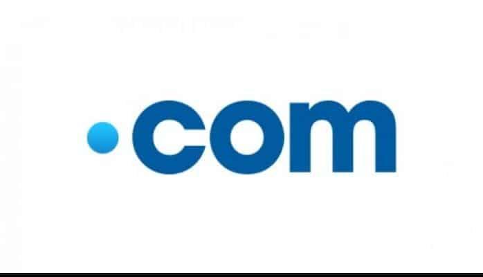 İnternetin ilk 100 .com domen adı