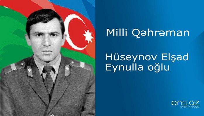 Elşad Hüseynov Eynulla oğlu