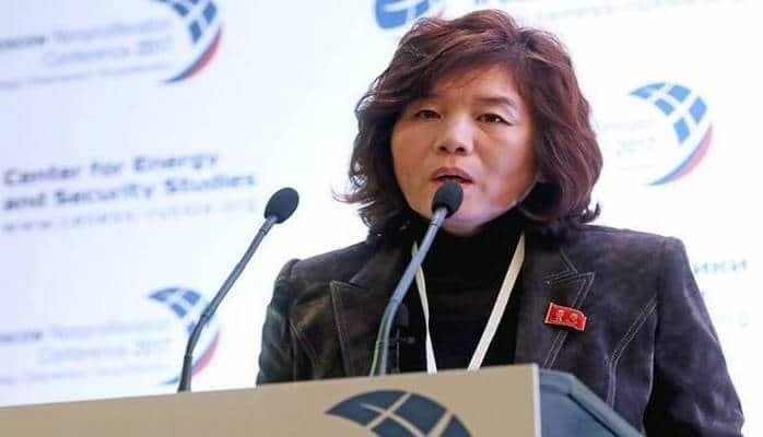 СМИ: заместитель главы МИД КНДР прибыла в Пекин для переговоров по денуклеаризации