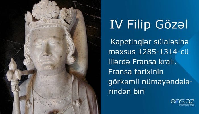 IV Filip (Fransa)