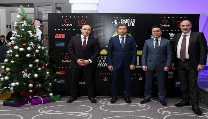 """""""Azəriqaz"""" İB ilin şirkəti seçildi"""
