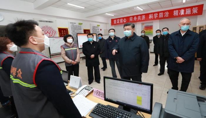"""Çin lideri koronavirusla bağlı çağırış etdi: """"Epidemiya rəhmsizdir"""""""