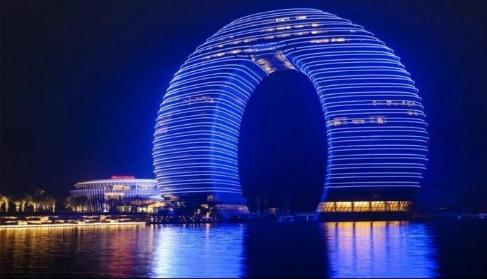 Dünyanın en sıradışı binaları