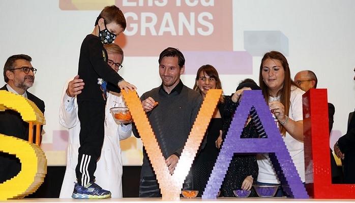 Фонд Месси пожертвовал 2,6 млн евро на строительство детского онкологического центра