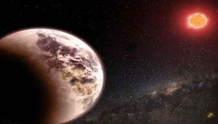 Вторая планета может вращаться вокруг ближайшей соседней звезды Земли