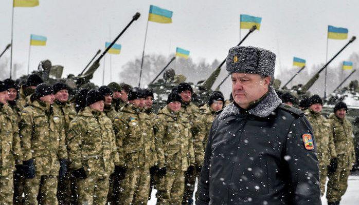 Ukrayna ehtiyatda olanları təcili toplamağa başladı