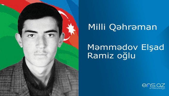 Elşad Məmmədov Ramiz oğlu