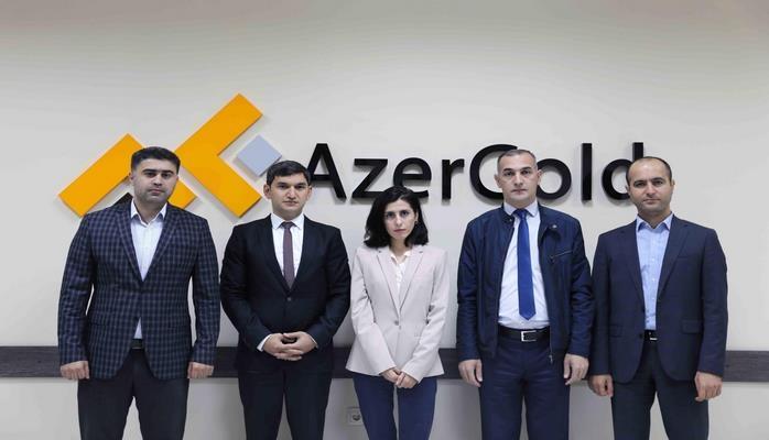 """ЗАО """"AzerGold"""" определило победителей объявленной по случаю 100-летия АДР программы стипендий"""